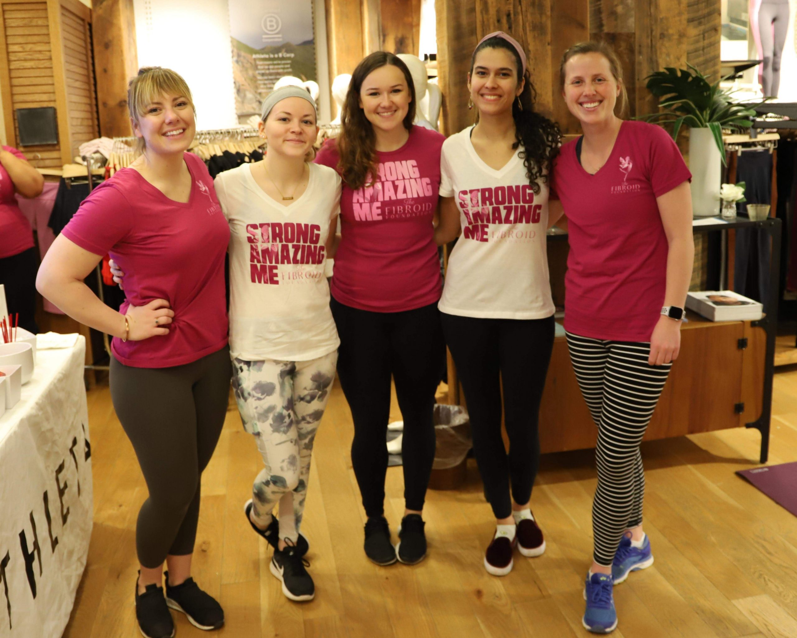 Fibroid Athleta Team